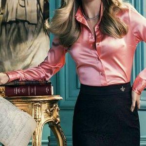 ❌100% Wool 6 Black Maxi Business Skirt